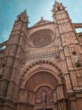 帕尔马大教堂 免版税库存图片