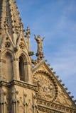 帕尔马大教堂 免版税库存照片