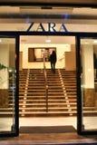 帕尔马,西班牙, 06 11 2008年,商店扎拉 库存图片