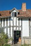 帕尔默的农舍,与玛丽阿尔登的家相邻 免版税图库摄影