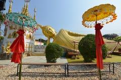帕府,泰国 免版税图库摄影