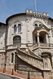 帕拉西奥de Justicia Stairs 免版税库存照片