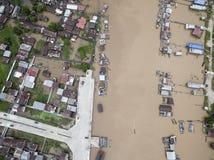 帕朗卡拉亚河沿 库存图片