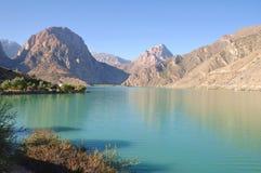 帕米尔塔吉克斯坦旅行 库存图片