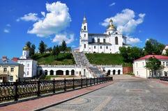 维帖布斯克,白俄罗斯 免版税库存图片