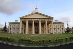帛琉的国会大厦 免版税库存照片