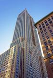 帝国大厦在曼哈顿在纽约 库存照片