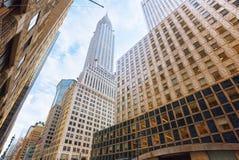 帝国大厦是一个艺术装饰摩天大楼在中间地区Manha 库存照片