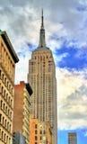 帝国大厦,最高在世界大厦从1931年到1970年 库存图片