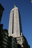 帝国大厦,纽约 库存图片