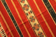 从帝汶,印度尼西亚的织品 库存图片