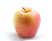 带红色的苹果 免版税库存图片