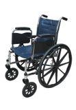 帮助关心健康查出的轮椅 免版税库存照片