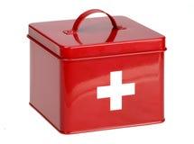 帮助配件箱第一 免版税图库摄影