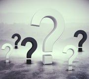 常见问题解答概念 向量例证