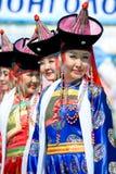 常规蒙古人世界 库存照片