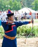 常规蒙古人世界 图库摄影