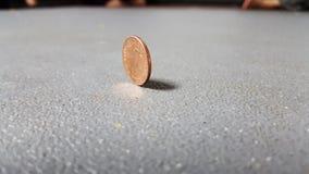 常设硬币 库存照片