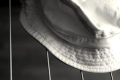 帽子休息 免版税库存照片