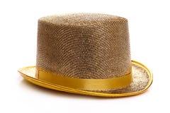 帽子当事人 库存照片