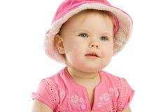 帽子桃红色平静 库存图片