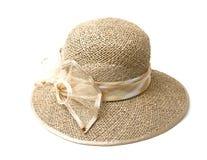 帽子秸杆 免版税库存图片
