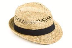 帽子秸杆 库存图片