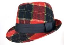 帽子红色 库存图片