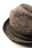 帽子葡萄酒 图库摄影