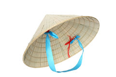 帽子越南语 图库摄影