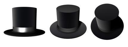帽子魔术 免版税库存照片