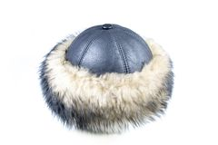 帽子Börk 库存照片