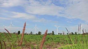 干净和可再造能源 股票录像