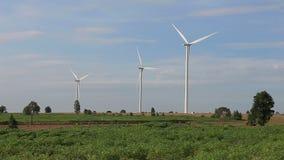 干净和可再造能源 股票视频