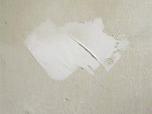 干式墙泥 库存图片