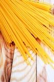 干意大利面食 图库摄影