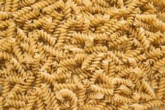干意大利面食rotini 免版税库存照片