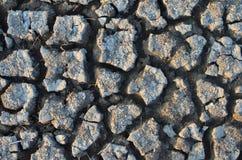 干旱的土壤 库存照片