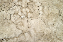 干旱纹理 库存照片