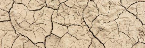 干燥地球,全球性变暖概念 库存照片