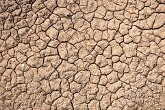 干燥地球 免版税库存照片