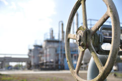 干燥气体,产业,技术,气体,泵浦,轻拍;ventel;阀门 免版税库存照片