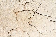 干燥沙子纹理 免版税库存照片