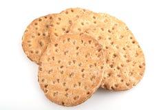 干燥的面包 免版税库存照片