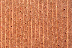 干燥面包切片 库存图片