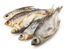 干燥鱼 库存照片