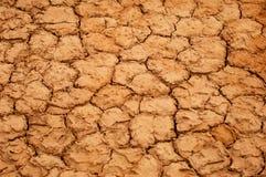 干燥Waterhole 库存图片