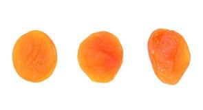 干的杏子 库存图片
