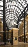 干草的圆顶场所伦敦 免版税库存图片
