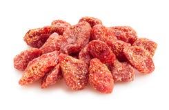 干草莓 图库摄影